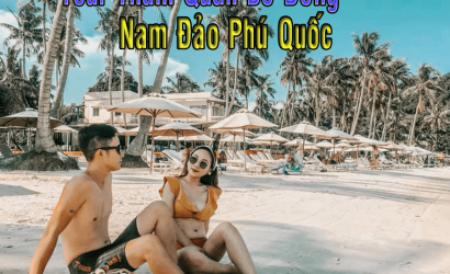 Tour Tham Quan Bờ đông nam Phú Quốc